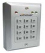 RFID & Keypad based door controller
