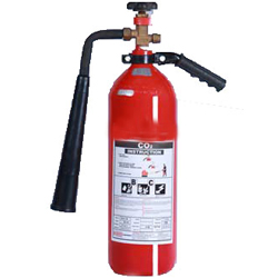 (CO2) Based Fire Extinguishers