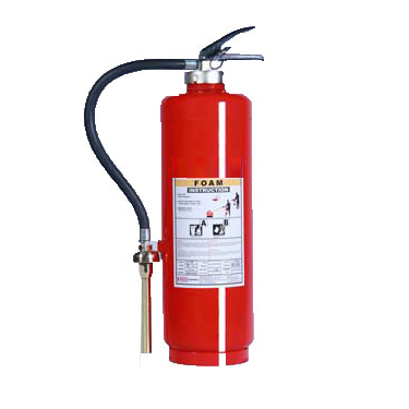 Foam Based Fire Extinguishers