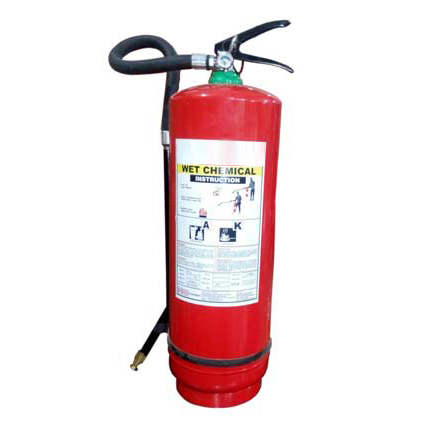 Wet Chemical Type Fire Extinguisher