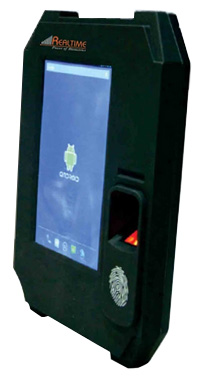 Aadhaar Enabled Fingerprint Terminal