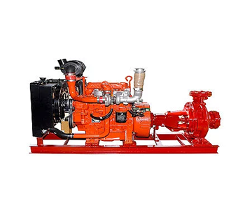 DEP series Diesel Engine Fire Fighting Pumps